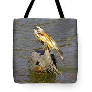 Bigger Fish To Fry Tote Bag