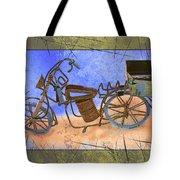 Bike 2a Tote Bag