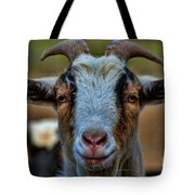 Billy Goat Tote Bag by Paul Ward
