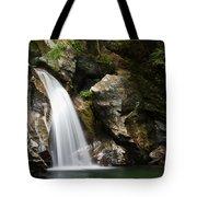 Bingham Falls Stowe Vermont Tote Bag