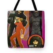 Bionic Bigfoot Tote Bag