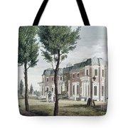 Birch: Philadelphia, 1800 Tote Bag