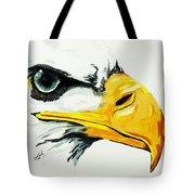 Bird Of Prey  Eagle Tote Bag