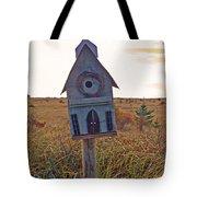 Bird Sanctuary Tote Bag