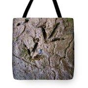 Bird Tracks Tote Bag