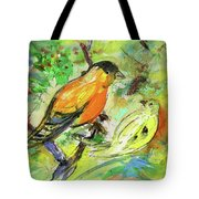 Birds 01 Tote Bag