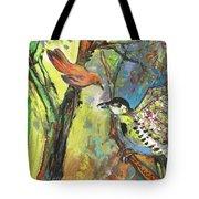 Birds 03 Tote Bag