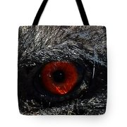 Bird's Eye Tote Bag
