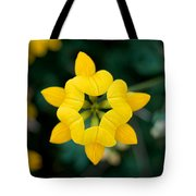 Bird's Foot Trefoil Tote Bag