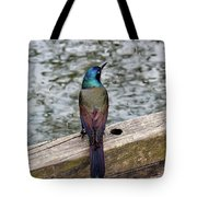 Birds Of A Feather Don't.. Tote Bag