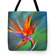 Birds Of Paradise 1 Tote Bag