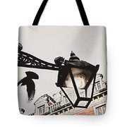 Birds View Tote Bag