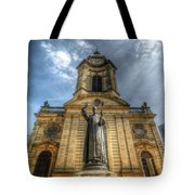 Birmingham Cathedral 1.0 Tote Bag