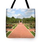 Birmingham Rose Garden Tote Bag