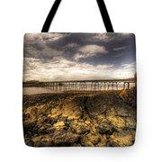 Birnbeck Pier  Tote Bag