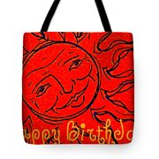 Birthday One Tote Bag