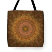 Birthing Mandala 18 Tote Bag