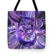 Birthplace Of Abstract  Tote Bag