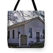 Birthplace Of The Gop Tote Bag