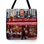 Biscuits And Calvados Tote Bag