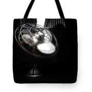 Black Breeze Tote Bag
