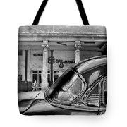 Black Car Havana Tote Bag