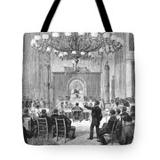 Black Convention, 1876 Tote Bag