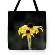 Black Eyed Beauty Tote Bag