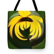 Black Eyed Sphere Tote Bag