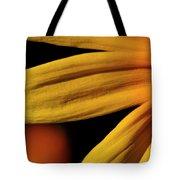 Black Eyed Susan Petal Tote Bag