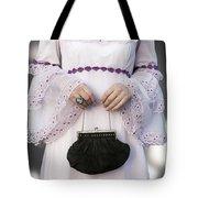 Black Handbag Tote Bag by Joana Kruse