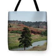 Black Hills Landscape Tote Bag