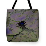 Black Lili Tote Bag