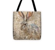 Black-tailed Hare Tote Bag