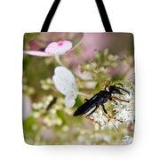 Black Wasp 1 Tote Bag