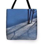 Blackberry Blue Tote Bag