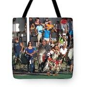 Blackfeet Pow Wow 01 Tote Bag