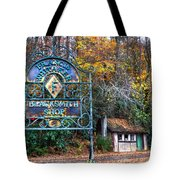 Blacksmith Shop Tote Bag