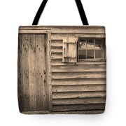 Blacksmith Shop Tote Bag by Suzanne Gaff