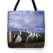 Blacksod Point, Co Mayo, Ireland Stone Tote Bag