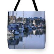 Blakeney Port Afternoon Tote Bag