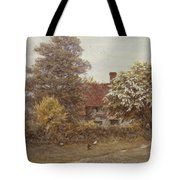 Blake's House Hampstead Heath Tote Bag