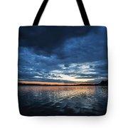 Blanket Of Blue Tote Bag