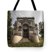 Blatz Family Mausoleum Tote Bag