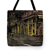 Bleeker Street Seven Am Tote Bag