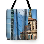 Blending Architecture  Tote Bag
