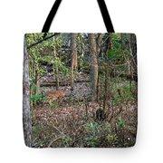 Blending Deer Tote Bag