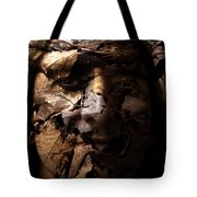 Blending In Tote Bag by Christopher Gaston