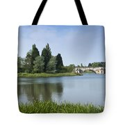 Blenheim Palace's Lake Tote Bag