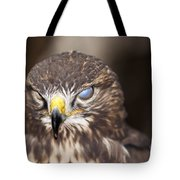 Blind Buzzard Tote Bag